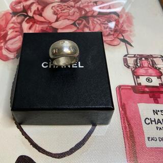 シャネル(CHANEL)のシャネル CHANEL ヴィンテージリング 13号(リング(指輪))
