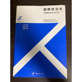 国際政治史 主権国家体系のあゆみ(人文/社会)