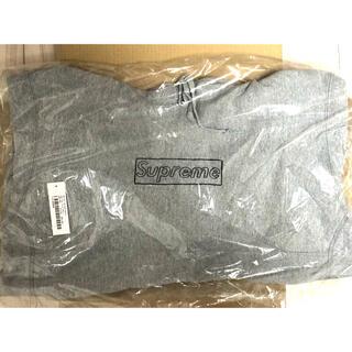 Supreme - Supreme KAWS chalk Logo Hooded サイズ S