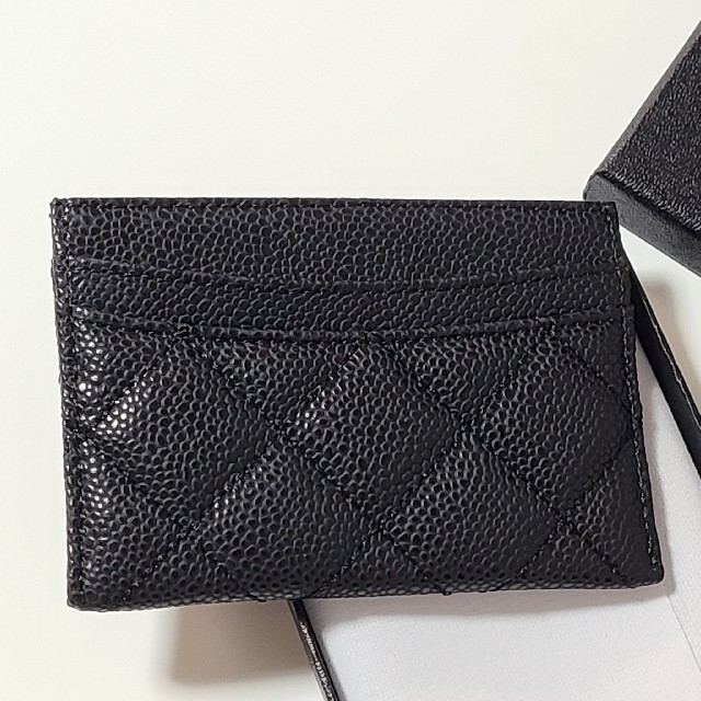 CHANEL(シャネル)のchanel シャネル カード入れ 名刺入れ カードケース レディースのファッション小物(名刺入れ/定期入れ)の商品写真