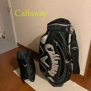 キャロウェイ(Callaway)の美品‼️一流⛳️ブランドCallawayキャディバッグ(バッグ)