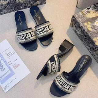 Dior - 美品Dior・ディオール サンダル