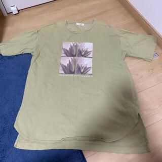 サマンサモスモス(SM2)のサマンサモスモス 半袖Tシャツ(Tシャツ(半袖/袖なし))