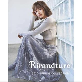 Rirandture - リランドチュール ドローイング刺繍スカート