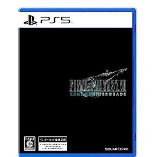 プレイステーション(PlayStation)のファイナルファンタジーVII リメイク インターグレード PS5版 新品未開封 (家庭用ゲームソフト)