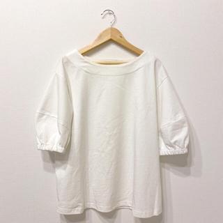 スタディオクリップ(STUDIO CLIP)のパフスリーブTシャツ スタディオクリップ 2021SS(Tシャツ(半袖/袖なし))