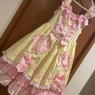 Angelic Pretty -  夢見るFantasic Balloonジャンパースカート