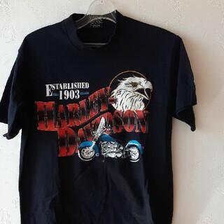 ハーレーダビッドソン(Harley Davidson)のハーレーダビッドソン半袖Tシャツ(Tシャツ/カットソー(半袖/袖なし))