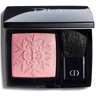 Christian Dior - 新品未使用 Dior ディオールスキン ルージュ ブラッシュ 限定品 チーク