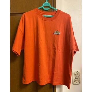 ニコアンド(niko and...)のスポーツワッペンTシャツ ニコアンド niko and ...(Tシャツ(半袖/袖なし))