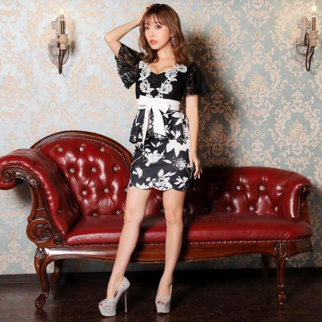 dazzy store(デイジーストア)のキャバドレス Dazzystore レディースのフォーマル/ドレス(ナイトドレス)の商品写真