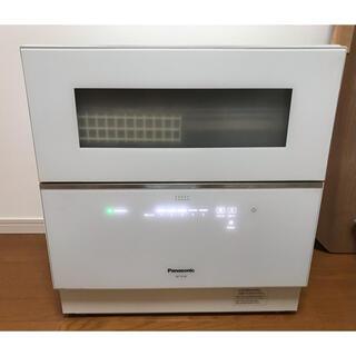 Panasonic - 食洗機 Panasonic NP-TZ100-W