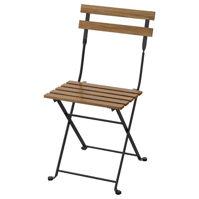 IKEA(イケア)のIKEA テルノー 折りたたみチェア 椅子 イス インテリア/住まい/日用品の椅子/チェア(折り畳みイス)の商品写真