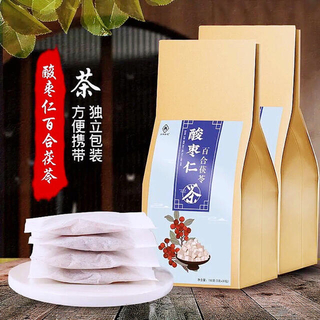 【薬膳茶】酸棗仁百合茯苓茶 150包/袋(健康茶)