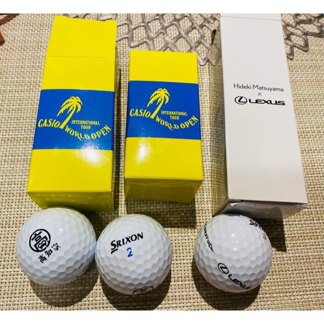 Srixon(スリクソン)のゴルフボール SRIXON チケットのスポーツ(ゴルフ)の商品写真
