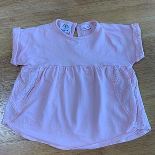 ザラキッズ(ZARA KIDS)のZARA  Tシャツ(Tシャツ)
