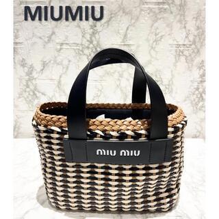 ミュウミュウ(miumiu)の正規店購入 miumiu バッグ(トートバッグ)