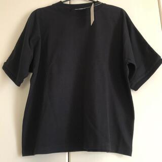 サマンサモスモス(SM2)のサマンサモスモスブルー 今季 ドルマンスリーブTee(Tシャツ(半袖/袖なし))
