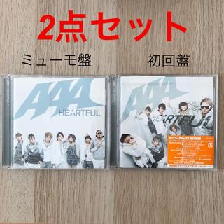 トリプルエー(AAA)のAAA HEARTFUL CD DVD(国内アーティスト)