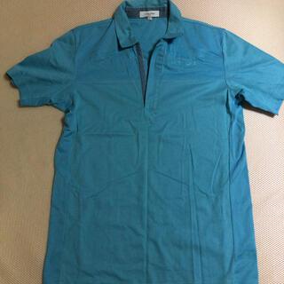 カルバンクライン(Calvin Klein)のカルバンクライン men'sポロシャツ L size(ポロシャツ)