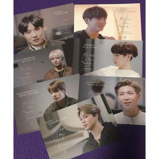 防弾少年団(BTS) - BTS  BRING THE SOUL ポスターはがき