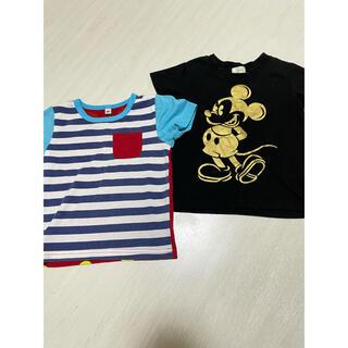 ニシマツヤ(西松屋)のTシャツ セット売り 95cm(Tシャツ/カットソー)