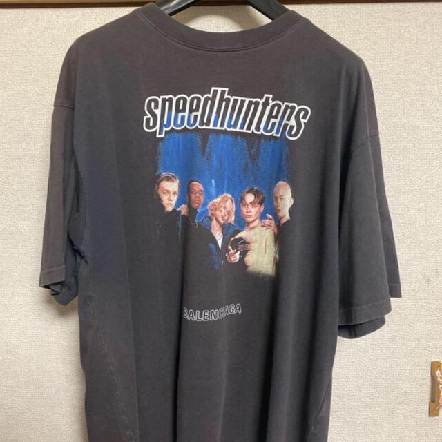 Balenciaga(バレンシアガ)のバレンシアガ BALENCIAGA スピードハンター Tシャツ メンズのトップス(Tシャツ/カットソー(半袖/袖なし))の商品写真