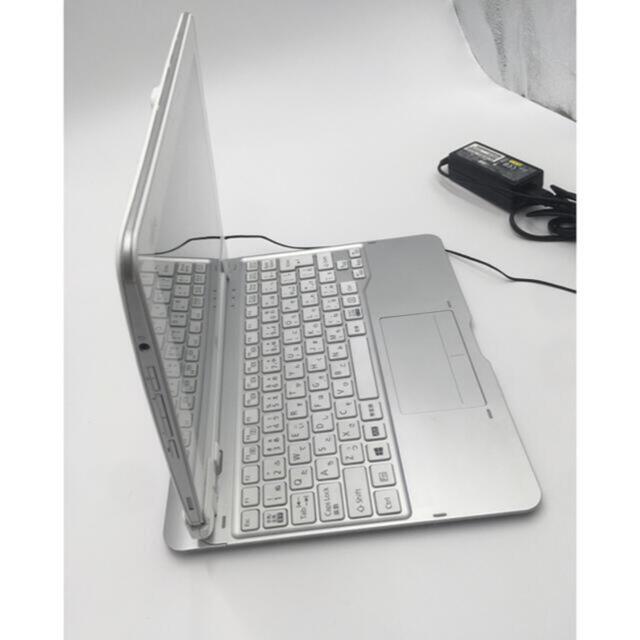 富士通(フジツウ)のARROWS Tab Q584 防水タブレット スマホ/家電/カメラのPC/タブレット(タブレット)の商品写真