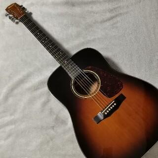 ヤマハ(ヤマハ)のMORRIS  モーリス フォーク アコギ ギター アコースティック メンテ済(アコースティックギター)