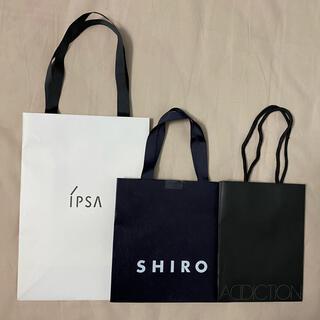 シロ(shiro)のショップ袋(ショップ袋)