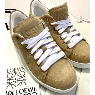 LOEWE - ロエベ  LOEWE 直営店購入 新品未使用のスニーカー 37