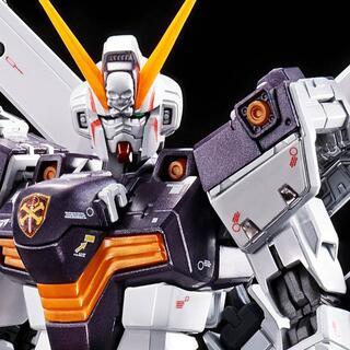 バンダイ(BANDAI)の新品 RG クロスボーン・ガンダムX1 チタニウムフィニッシュ #2217(プラモデル)