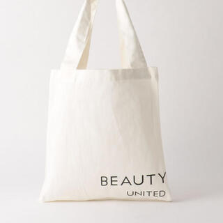BEAUTY&YOUTH UNITED ARROWS - BEAUTY&YOUTH パーテーション ロゴバッグ