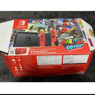Nintendo Switch - 任天堂 Switch 限定色マリオ スマブラ付き