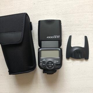 キヤノン(Canon)の専用ーCanon 430EX Ⅲ-RT ストロボ(ストロボ/照明)