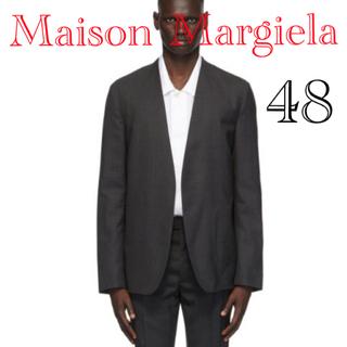 マルタンマルジェラ(Maison Martin Margiela)の【新品】メゾンマルジェラ Maison Margiela ノーカラージャケット(ノーカラージャケット)
