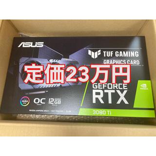 ASUS - 新品 ASUS TUF-RTX3080TI-O12G-GAMING 3080TI