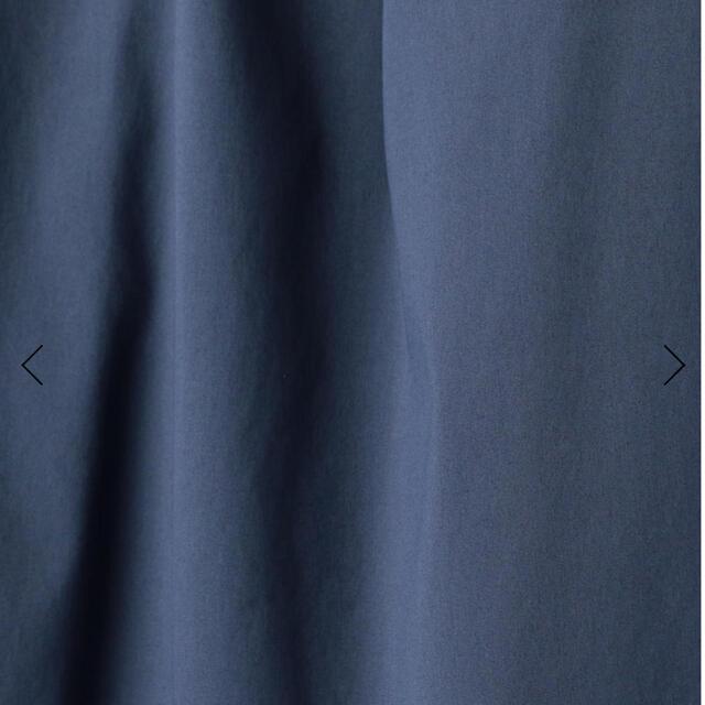 TOMORROWLAND(トゥモローランド)のTOMORROWLAND ストレッチブロード クルーネックブラウス レディースのトップス(シャツ/ブラウス(長袖/七分))の商品写真