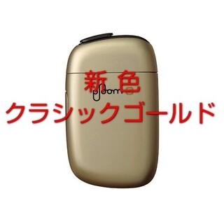 プルームテック(PloomTECH)の【新品】プルームS 2.0(クラシックゴールド)、スターターキット(タバコグッズ)