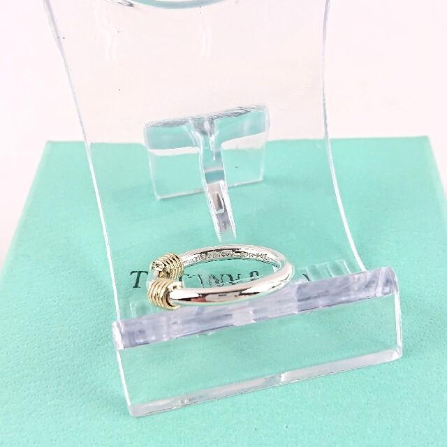 Tiffany & Co.(ティファニー)のTiffany ティファニー リング レディースのアクセサリー(リング(指輪))の商品写真