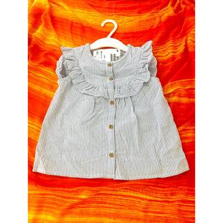 エイチアンドエム(H&M)のH&M トップス 90cm(Tシャツ/カットソー)