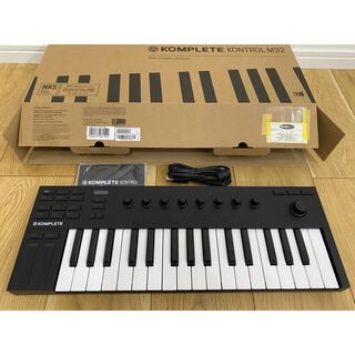 KOMPLETE KONTROL M32 MIDIキーボード(MIDIコントローラー)
