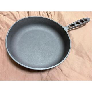 【お買い得、未使用品】おもいのフライパン 24cm(深型)(鍋/フライパン)