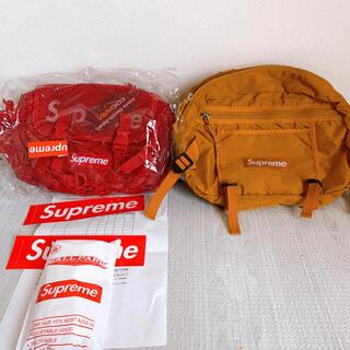 シュプリーム(Supreme)のSUPREME 20ss waistbag &16ss waist bagセット(ウエストポーチ)
