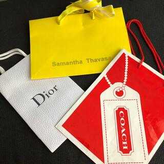 ディオール(Dior)のショップ袋(ショップ袋)