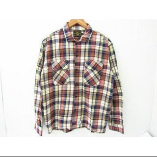 ダブルタップス(W)taps)のダブルタップス チェックシャツ 08AW(シャツ)