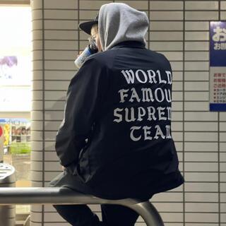 シュプリーム(Supreme)のsupreme コーチジャケット S(ナイロンジャケット)