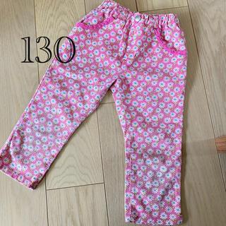 ラグマート(RAG MART)の花柄 パンツ 130 ラグマート(パンツ/スパッツ)