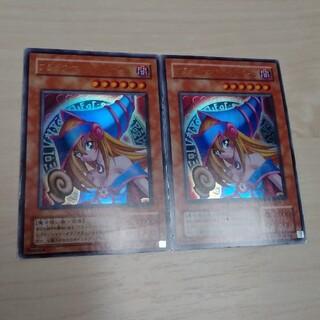 ユウギオウ(遊戯王)のコンバーター2枚追加 ブラックマジシャンガール 旧ウルトラ2枚 遊戯王(シングルカード)