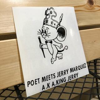 JERRY MARQUEZ  ♦︎ ジェリーマルケス  ステッカー【横12cm】